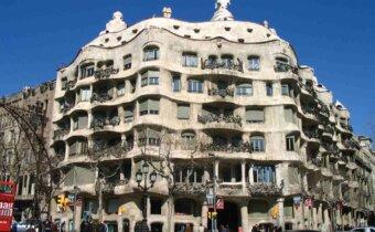 أنطوني غاودي : تعرف على تاريخه و أشهر أعماله المعمارية