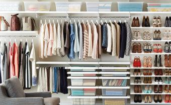 15 فكرة لترتيب دولاب الملابس واختيار الخزانة المناسبة