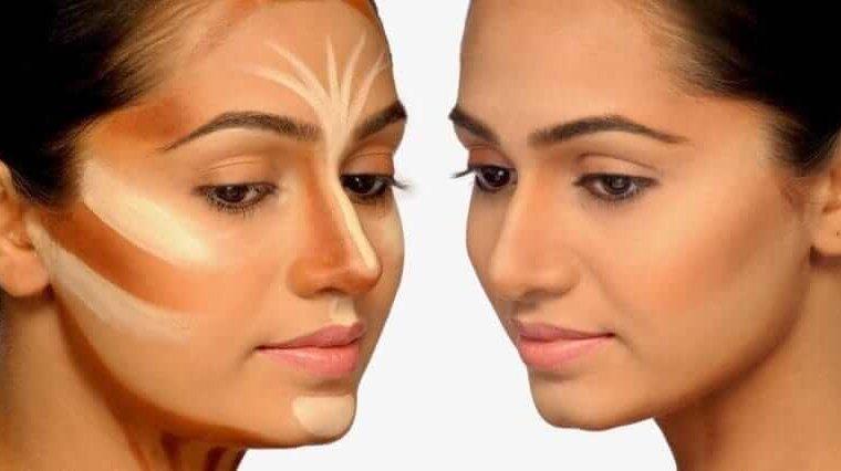 ba84e21d7a794 مكياج الكونتور   10 نصائح بالصور لعمل كونتور الوجه المناسب - كيف