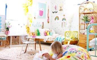 غرف نوم الأطفال : 12 فكرة مبتكرة لغرفة مثالية