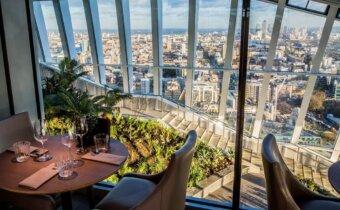 مطاعم لندن: جولة في أجمل وأفضل 12 مطعم في لندن مطاعم لندن