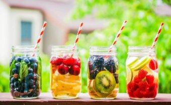 رجيم الديتوكس: 15 وصفة رائعة لشراب الديتوكس لحرق الدهون و التخسيس