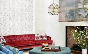 12 فكرة جديدة لتصميم غرف معيشة مودرن